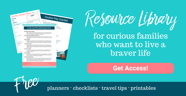 Get Access to a free resource library when you click here.