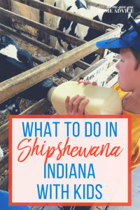 What to do with kids in Shipshewana. Family fun getaway exploring Amish culture in Indiana.