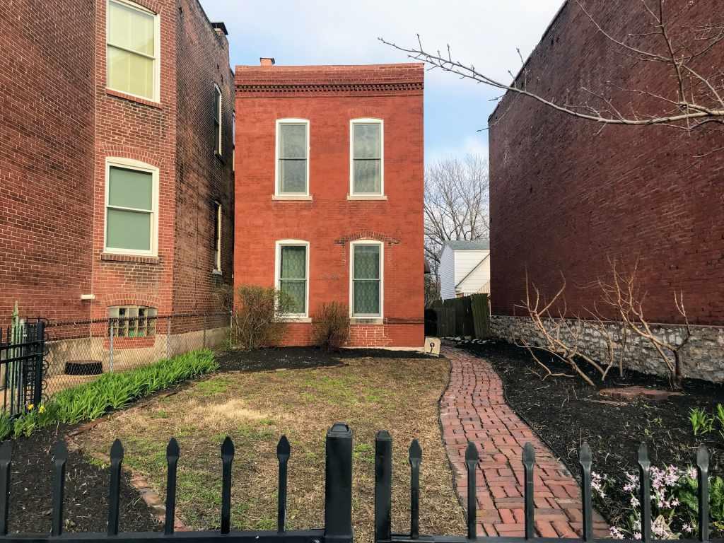St Louis Family Trip - Airbnb Lafayette Square