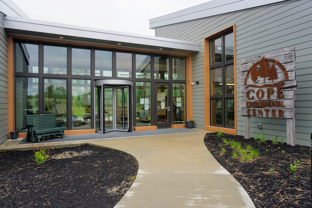 Richmond Indiana with Kids - Cope Environmental Center