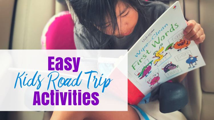 The Painless Way to Plan Kids Road Trip Activities When You're Short on Time