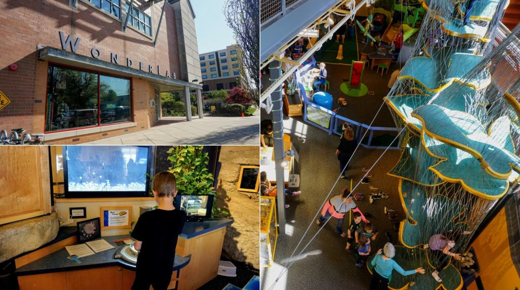 Bloomington Indiana with Kids - WonderLab