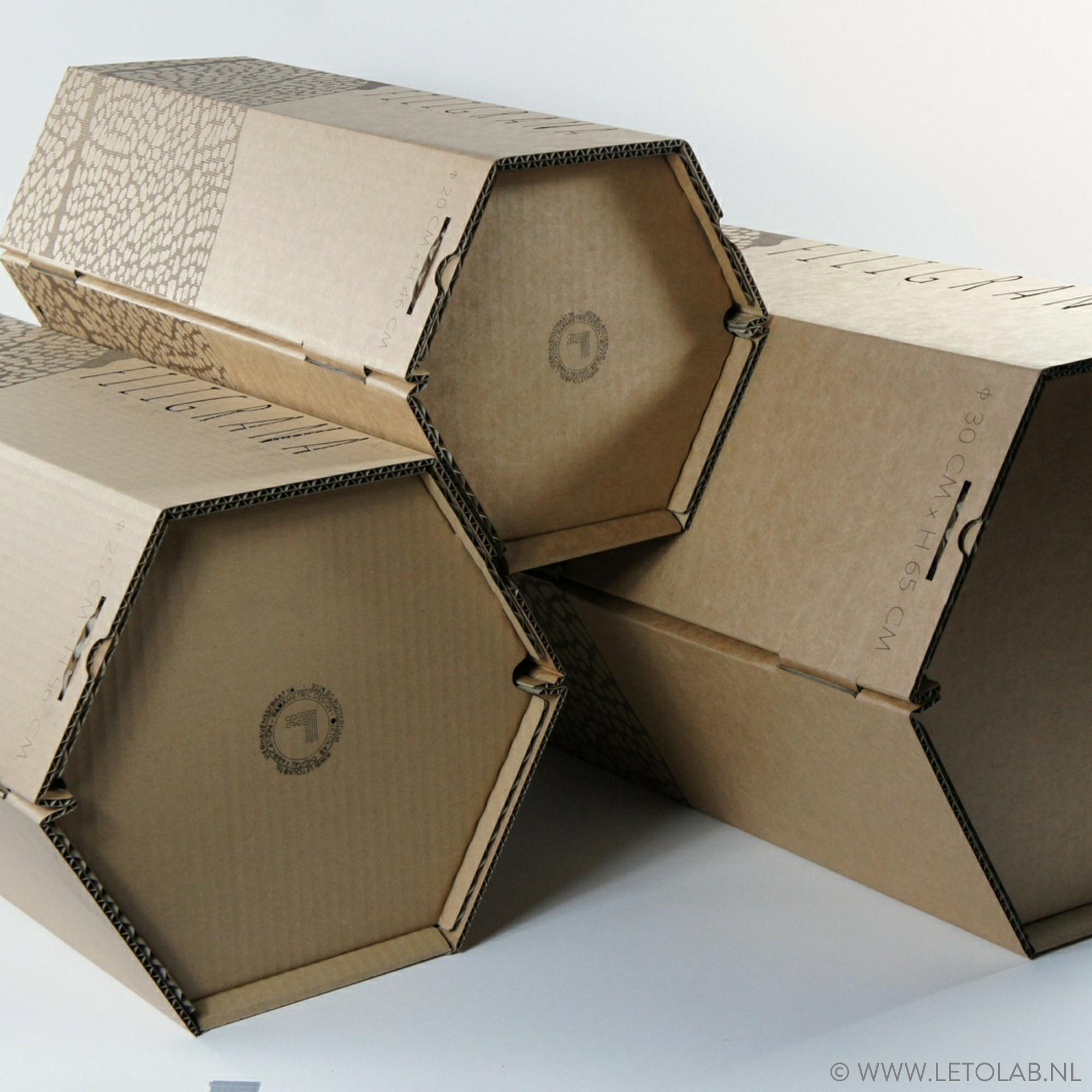 Lasergesneden verpakking