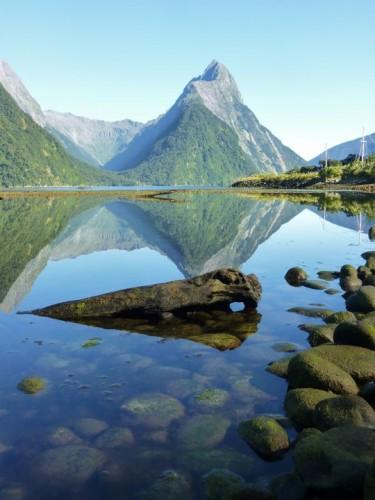 Fjordland milford sound