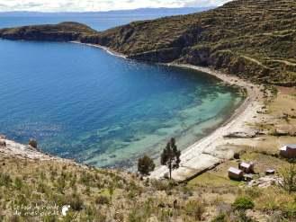 En ballade sur la Isla del Sol - Bolivie, 2013
