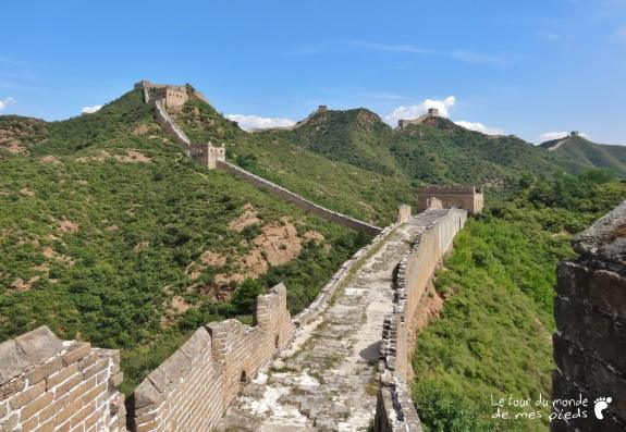Grande muraille visite