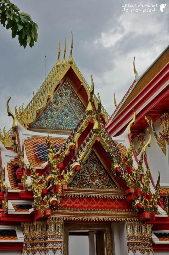 Bangkok visite temple