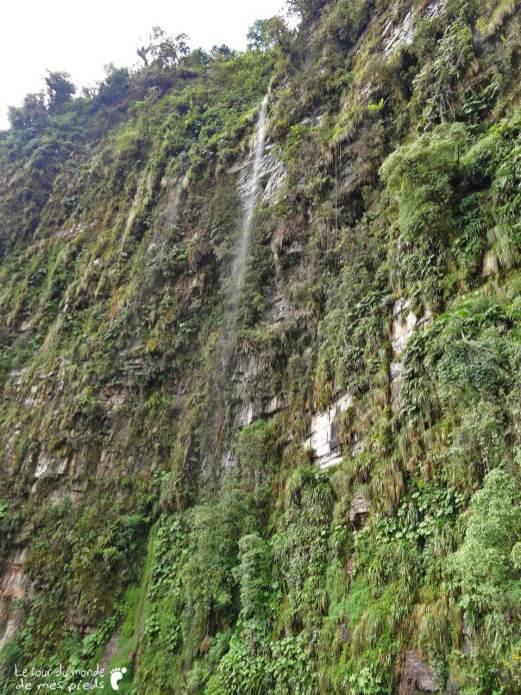 Cascade Bolivie