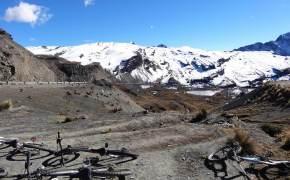 VTT Route de la mort Bolive