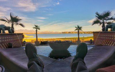 pieds lake las vegas westing