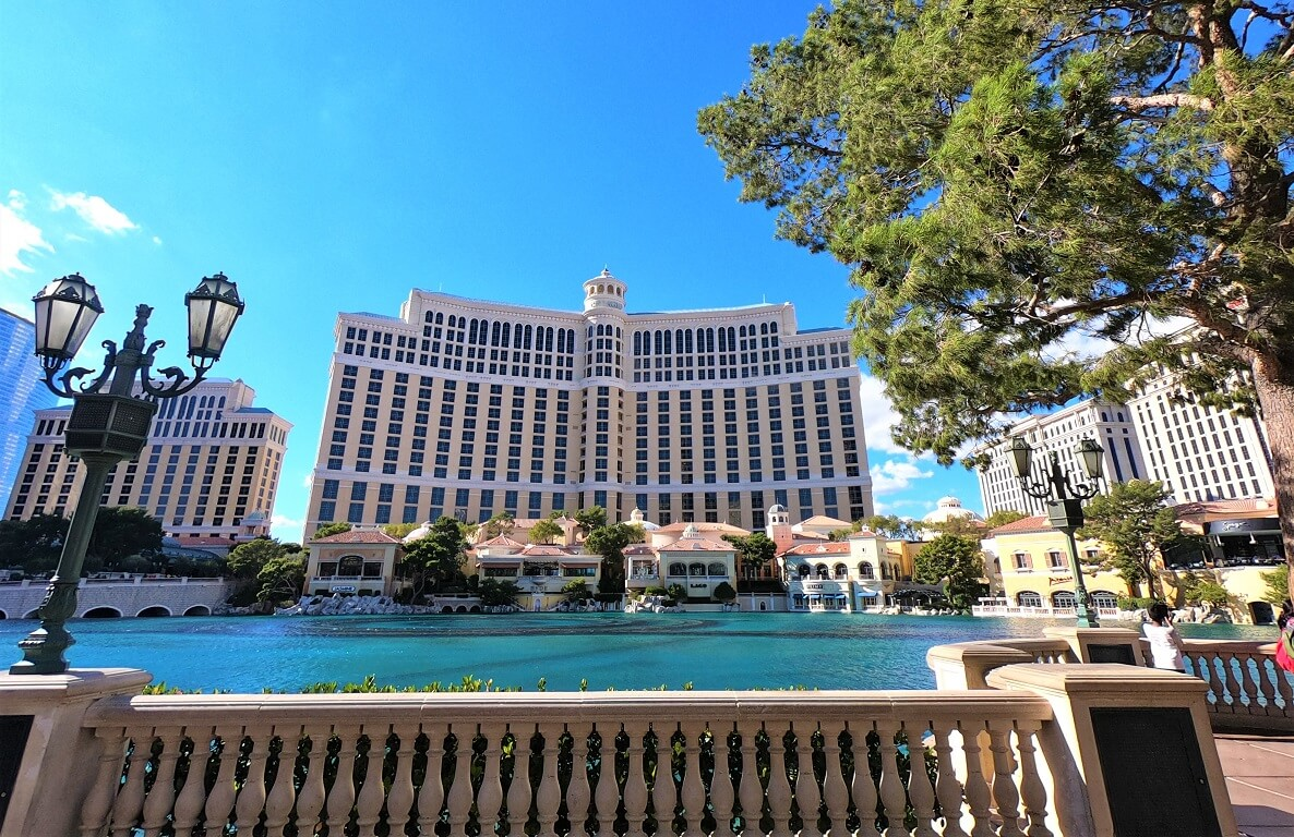 Bellagio Las Vegas Lac