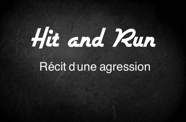 Hit and Run poker récit