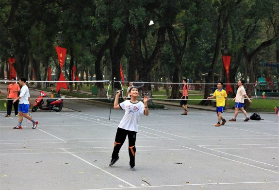 badminton Vietnam