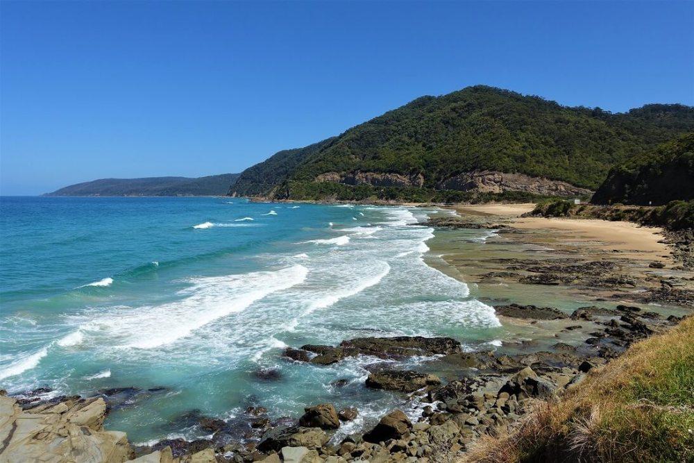 panorama Great Ocean Road