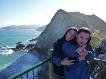 nugget point Nouvelle Zelande