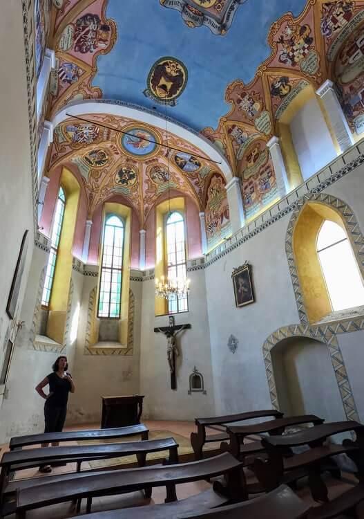 Chapelle Ljubjana