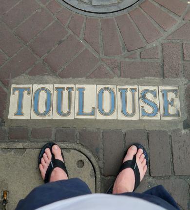 pieds toulouse nouvelle orleans