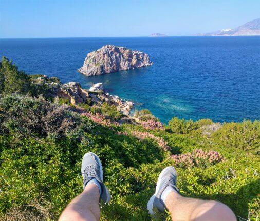 panorama Crète Prasonisi