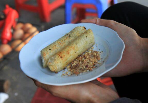 riz bambou Sapa Vietnam