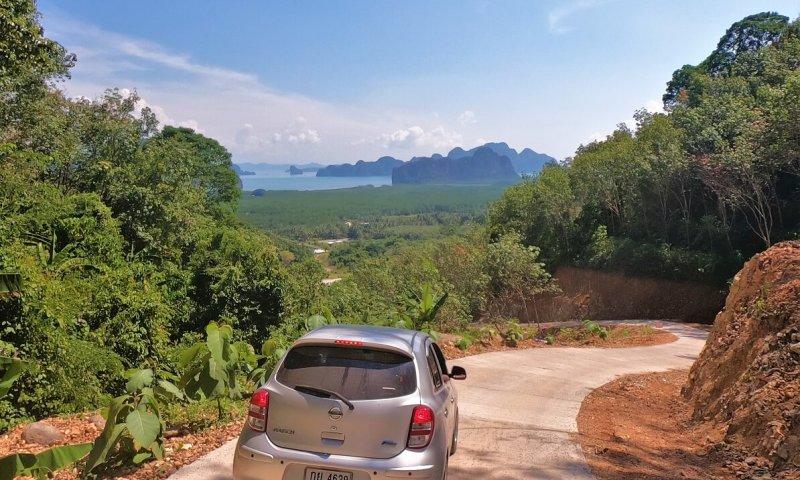 Road trip Phang Nga