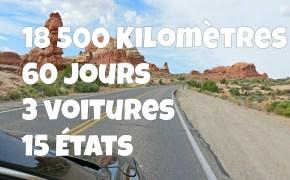 road trip usa vidéo