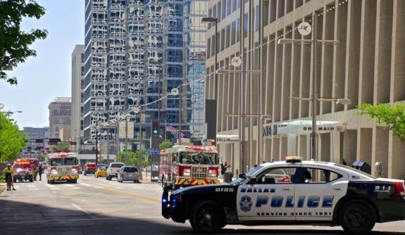 dallas alerte feu