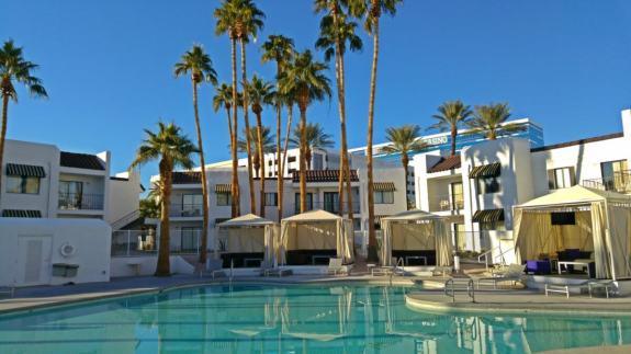 Rumor boutique hotel Vegas