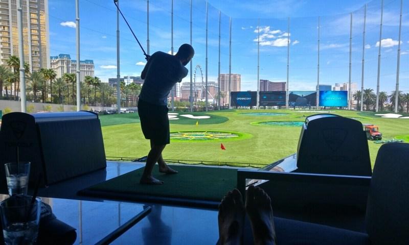 swing top golf