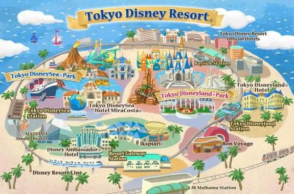 Disney Tokyo Resort