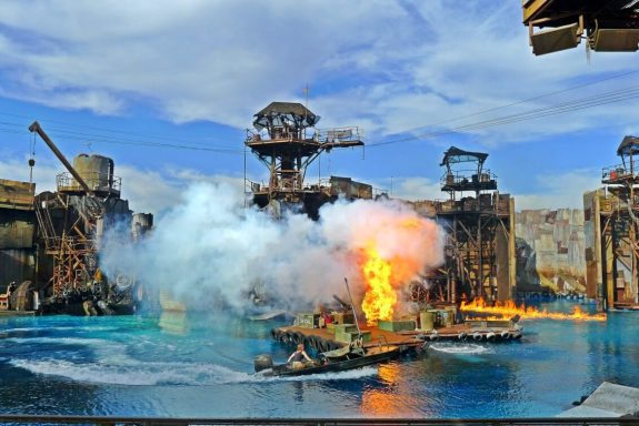 Water world Universal Hollywood