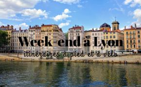week end à Lyon
