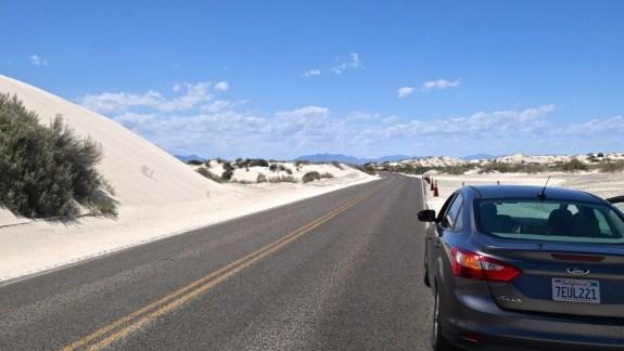 road trip nouveau mexique