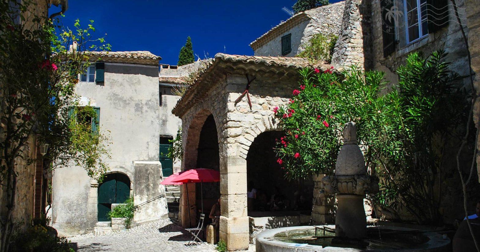 Séguret - France