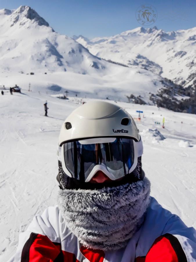 Une semaine de ski improvisée à Valfréjus