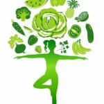 Yoga: non solo esercizi, ma una chiave di lettura universale che aiuti anche a scegliere come mangiare.