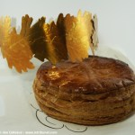 Galette à la crème de noisettes par Poilâne