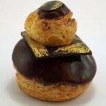 Religieuse au Chocolat par Rollet-Pradier