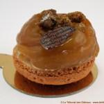 Macaron Pommes Yuzu par Sébastien Dégardin