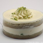 Tiramisu au Yuzu, jasmin et Citron Vert par We Are Tiramisù