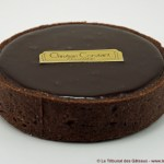 Tarte Fondante au Chocolat par Christian Constant