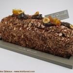 [Sans Gluten] Cake Chocolat, Noisettes et Orange par Nicolas Bernardé