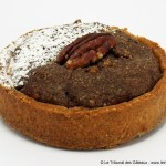 [Sans Gluten] Tarte au Chocolat et aux Noix de Pécan par Noglu