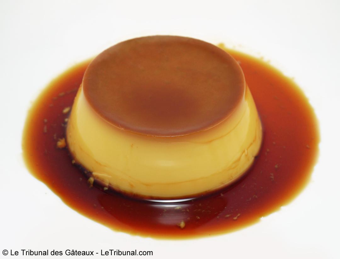 Crème Caramel par Les Bonnes Crèmes