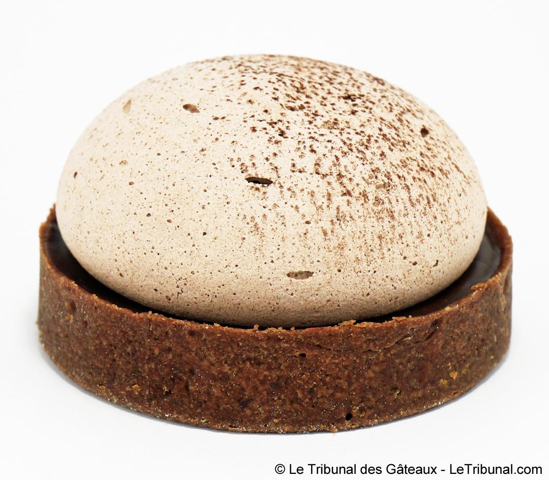 Tarte Chocolat Viennois par Matthieu & Pauline