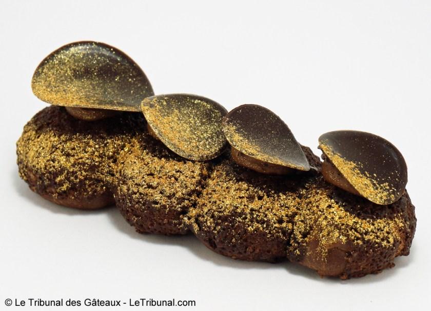 Eclair de Choc Pâtisserie Sitron Sans Gluten