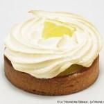 Tarte au Citron Meringuée par L'Atelier des Gourmands