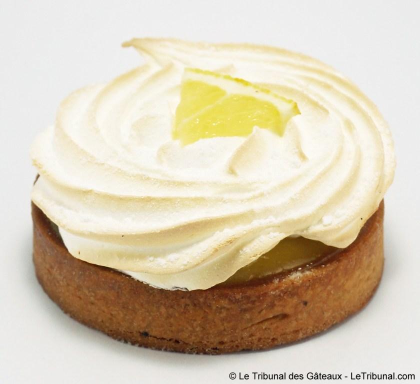 tarte au citron l'atelier des gourmands