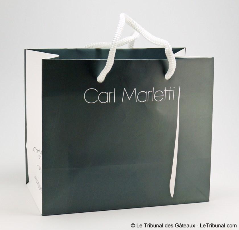 emballage chou chantilly nougatine carl marletti