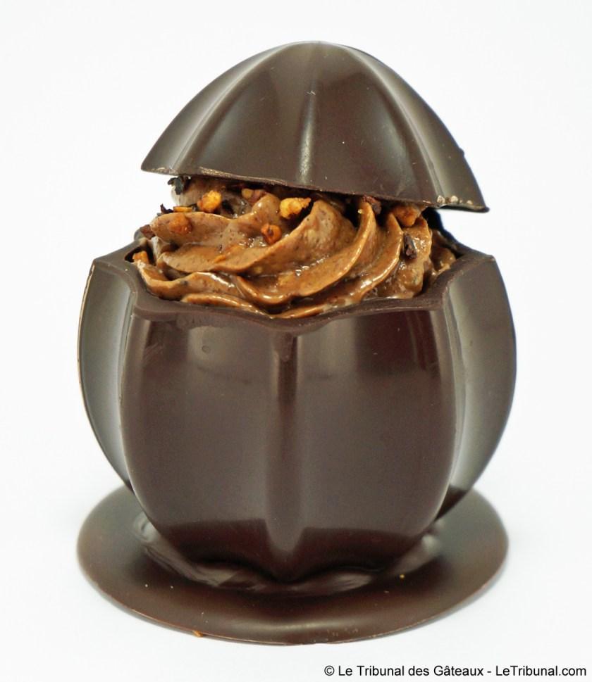 œuf pâques edwart chocolat