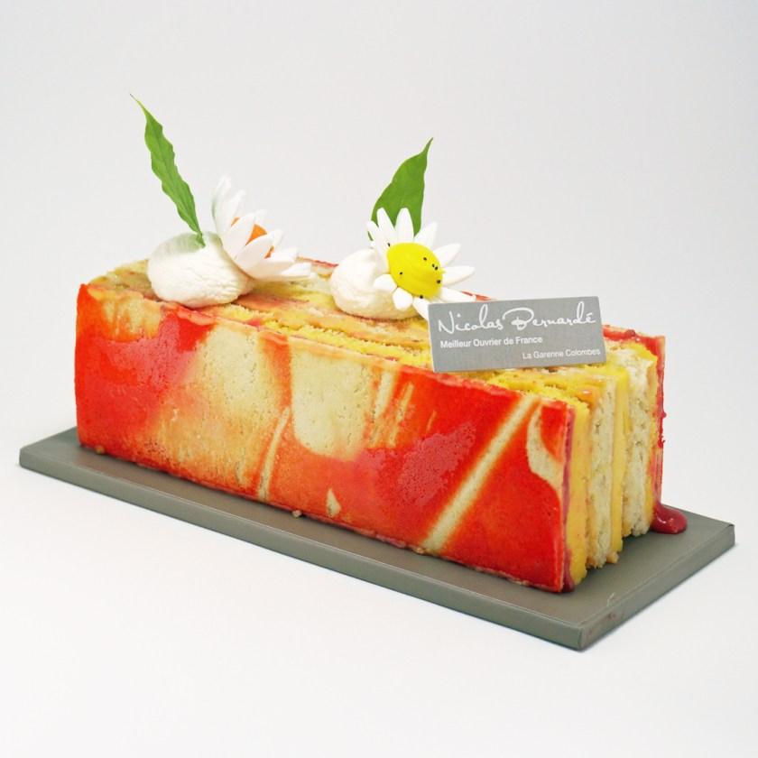 cake glacé villa tavira nicolas bernardé